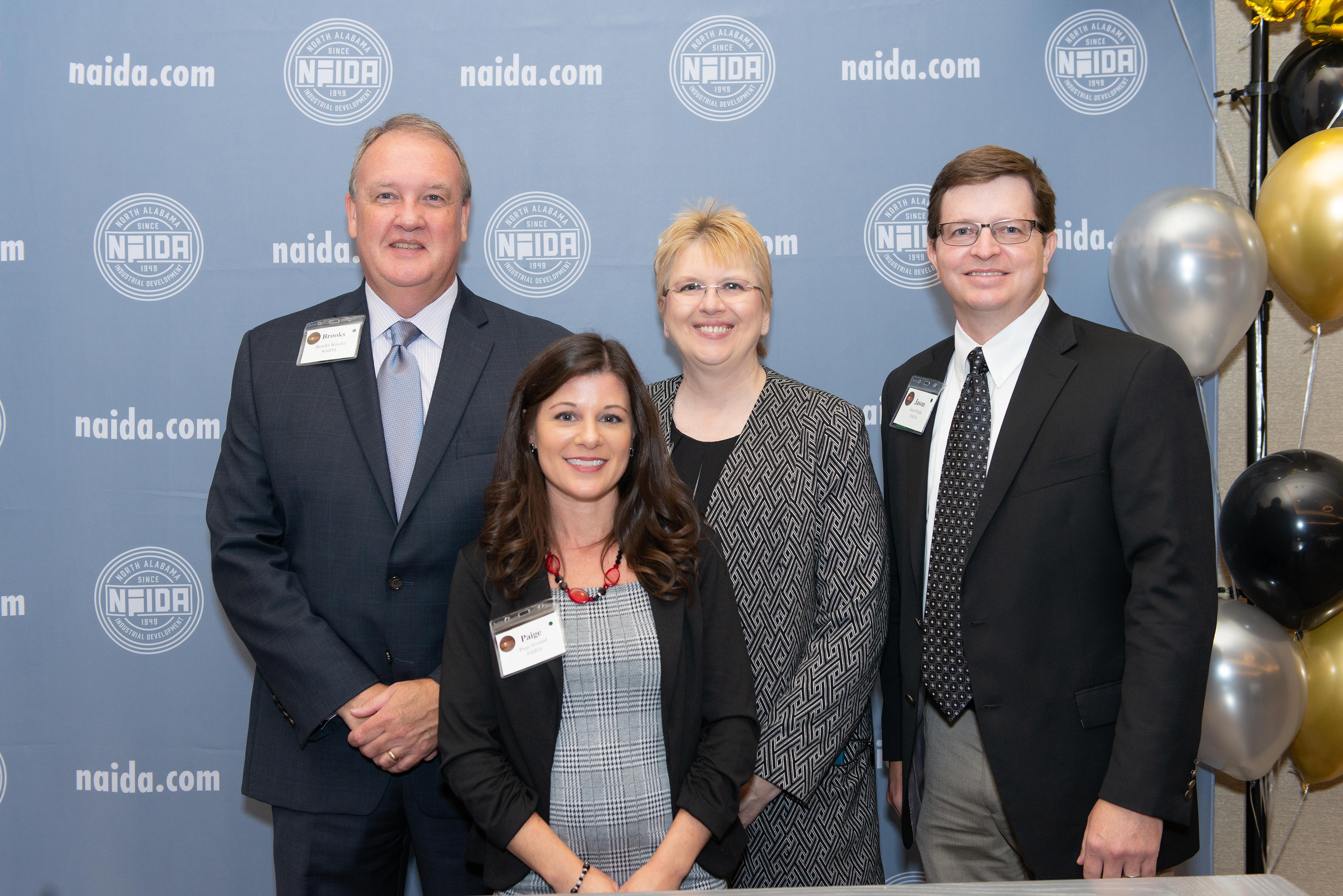 NAIDA team in 2020